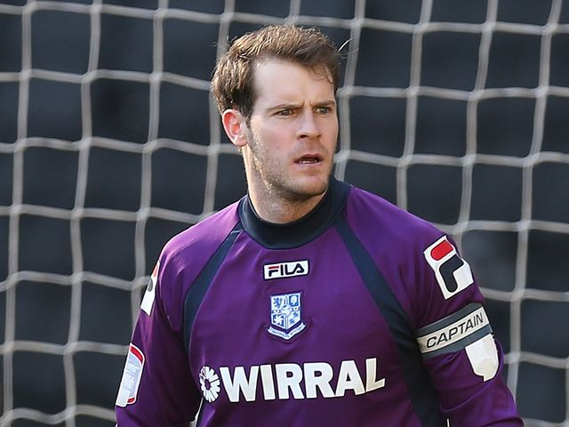 Owain Fon Williams: Tranmere hero