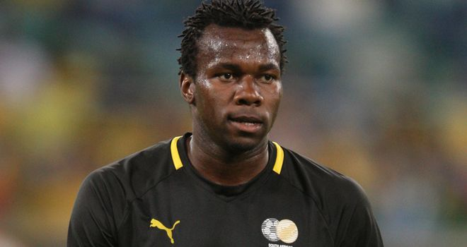 Bongani Khumalo: His header gave Doncaster the win