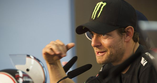 Cal Crutchlow: Has opted for a move to Ducati