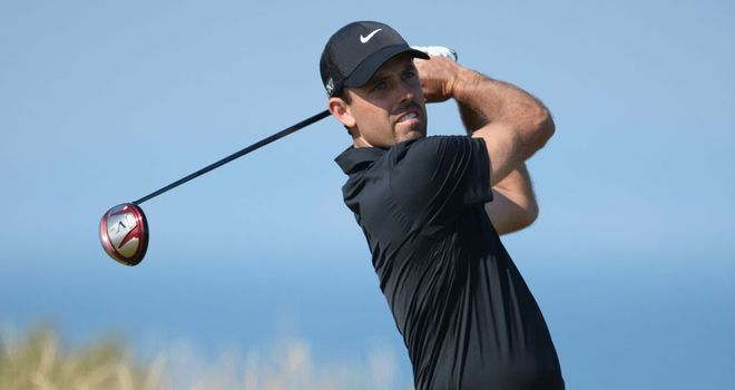 Charl Schwartzel: Back in contention after second-round 68