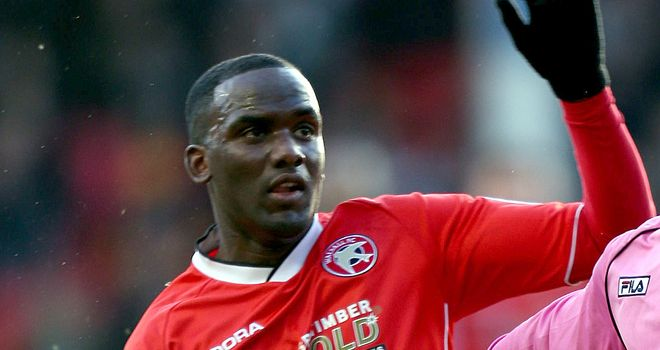 Craig Westcarr: Equalised for Walsall