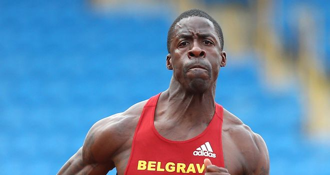 Dwain Chambers: Won the 100m British Championships title on Saturday