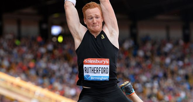 Greg Rutherford has struggled since winning Olympic gold