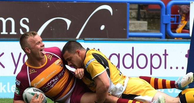 Ben Blackmore: Signs three-year deal with Featherstone