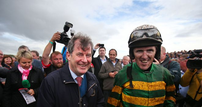 McManus and McCoy: Both on the mark on a special day