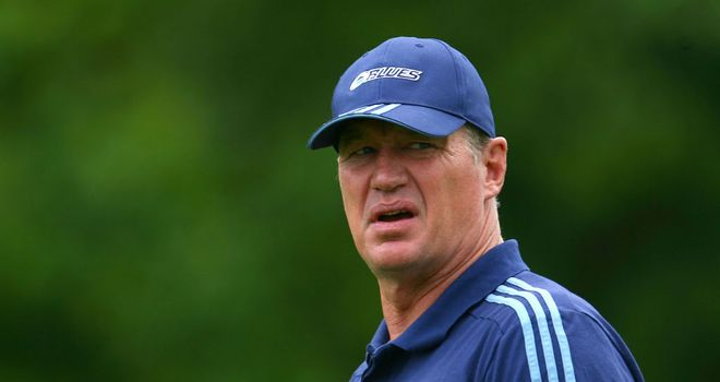 John Kirwan: Looking forward to continuing his work at the Auckland Blues