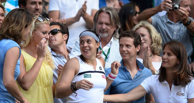 Marion Bartoli: 'I was almost a bit depressed, but somehow the wheel turned'