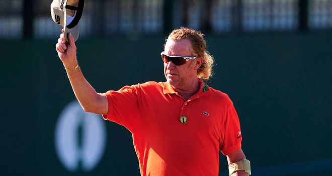 Miguel Angel Jimenez: Not intending to change his routine or lifestyle
