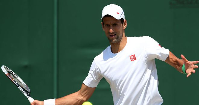Novak Djokovic: Serb lifted the title in 2011 on his only previous appearance in the Wimbledon final