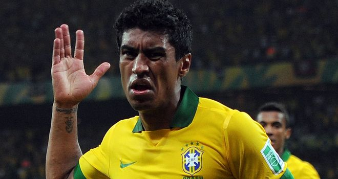 Paulinho: If his Confederations Cup performances are anything to go by Spurs have done a smart bit of business