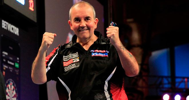 Phil Taylor: Is chasing a sixth straight title at the World Matchplay