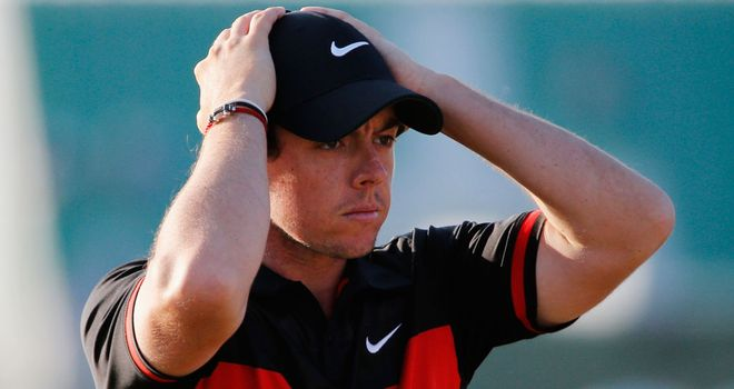 Rory McIlroy: Used most of second round to prepare for upcoming events
