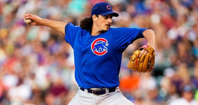 Jeff Samardzija: Pitched well as the Chicago Cubs enjoyed a 3-1 win over Colorado