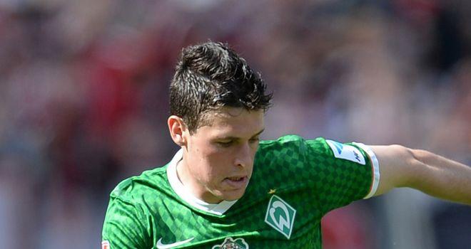 Zlatko Junuzovic: Scored Werder Bremen's winner