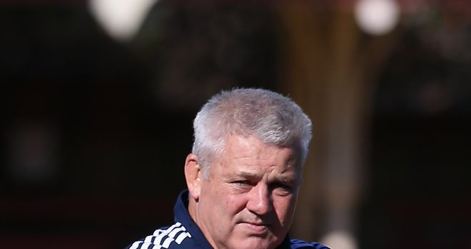 Warren Gatland: Poised for contract talks with Wales