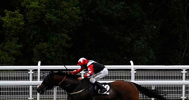 Ascription clears away from his rivals at Goodwood