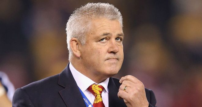 Warren Gatland: Punters not convinced by his selections