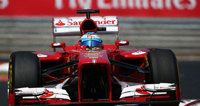 Ferrari: Off the pace in Hungary