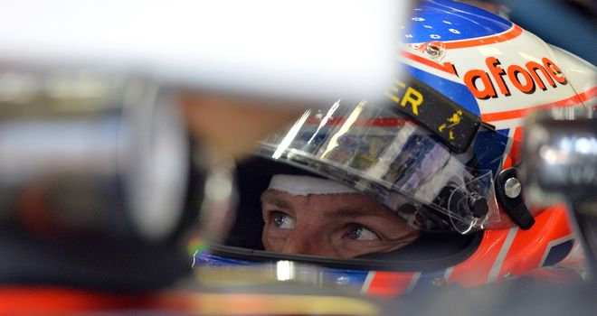 Jenson Button: Podium prediction