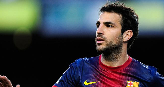 Cesc Fabregas: Midfielder is still expected to stay at Barcelona