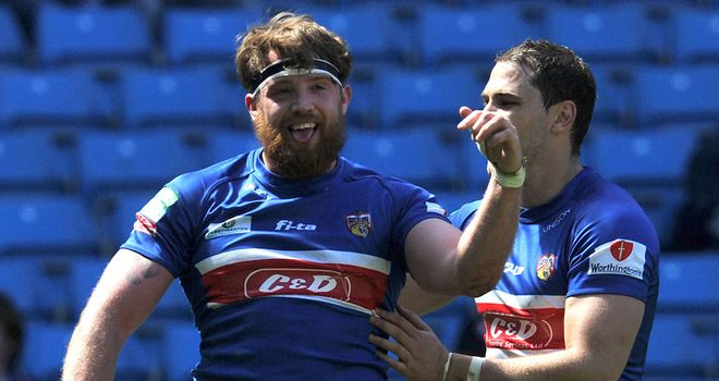 Danny Kirmond: Wakefield turned down an offer for their skipper
