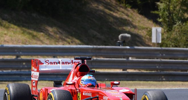 Fernando Alonso: Received rebuke from Ferrari President
