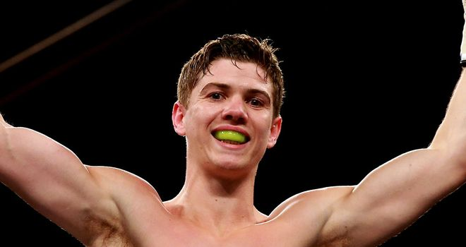 Luke Campbell: Back in action on home turf in Humberside on November 2