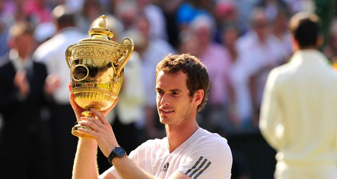 Andy Murray: Wimbledon win caused short-term impact on participation