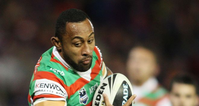 Roy Asotasi: New Zealander set for Warrington debut