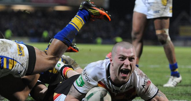 Adam Sidlow: To miss the remainder of the Super League season