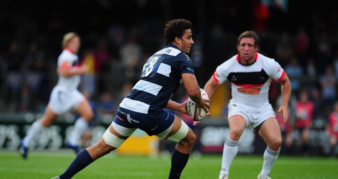 Marco Mama: Has earnt a one-year extension to his contract at Bristol