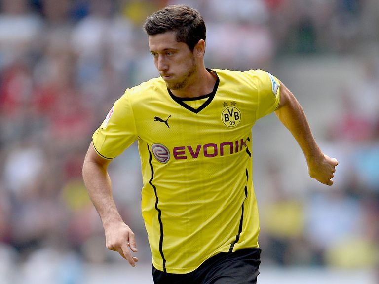 Lewandowski: Another year at Dortmund
