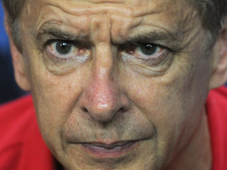 Wenger: Current deal ends at the end of this season
