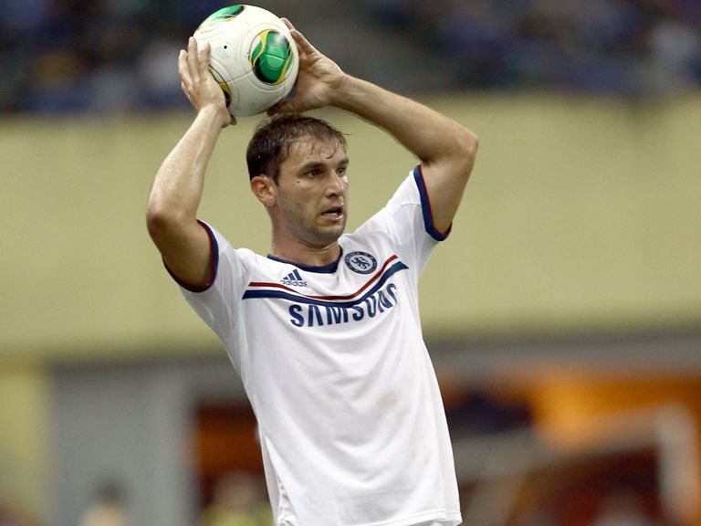 Branislav Ivanovic: Excited about the start of the season