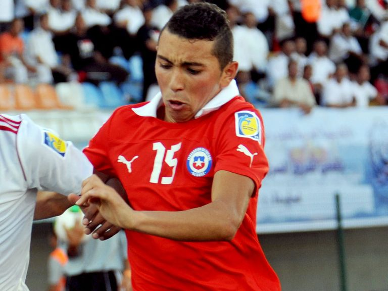 Cristian Cuevas: Set to join Vitesse
