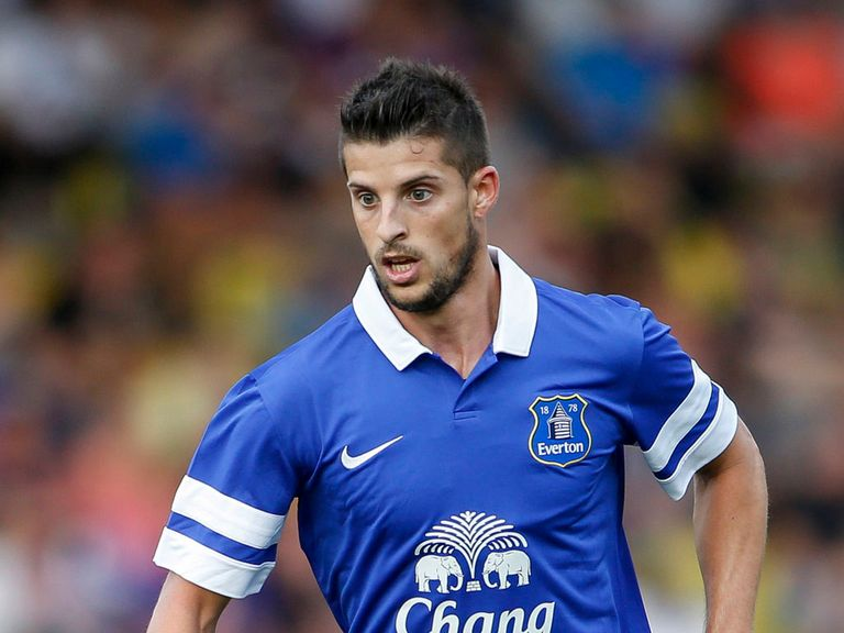 Kevin Mirallas: Hoping to avoid injuries