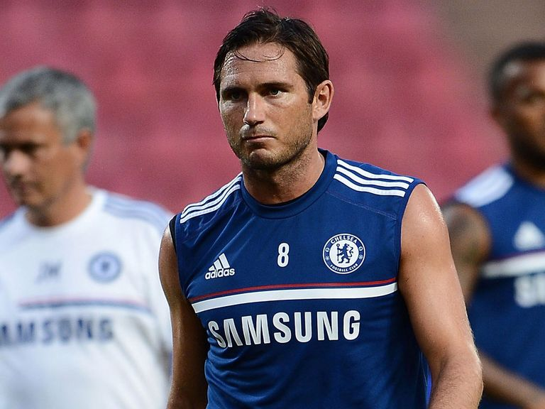 Frank Lampard: Can't play 60 games, says Mourinho