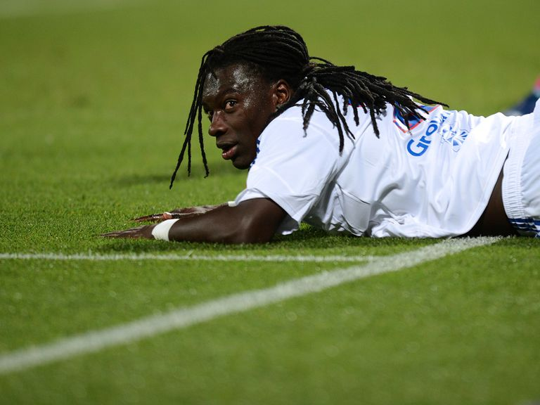 Bafetimbi Gomis: Wanted by Newcastle