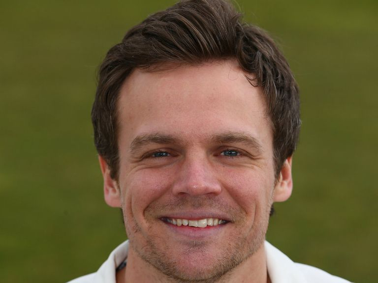 James Hildreth: New three year deal at Somerset