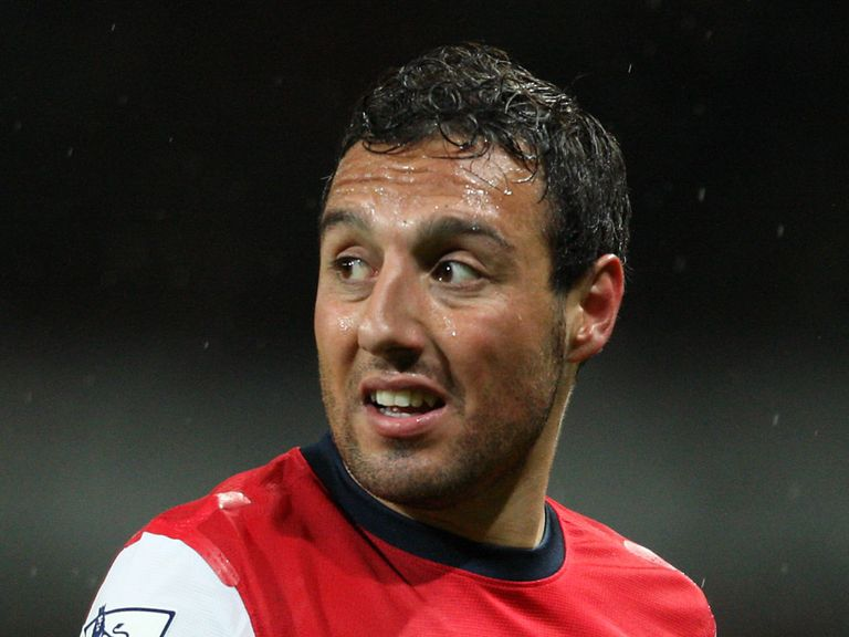 Santi Cazorla: Ankle injury