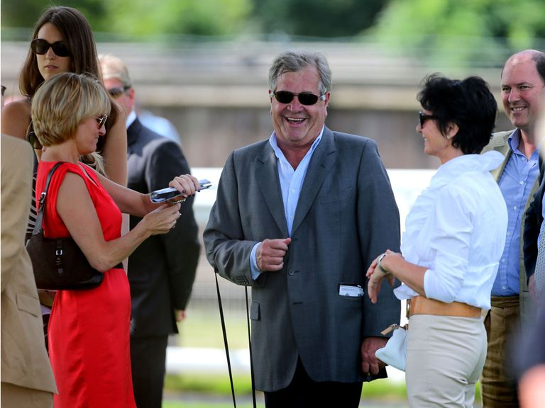 Sir Michael Stoute: Trains the nap selection