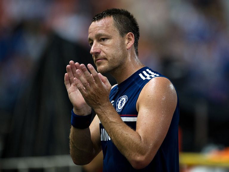 John Terry: Can't wait to play alongside Samuel Eto'o
