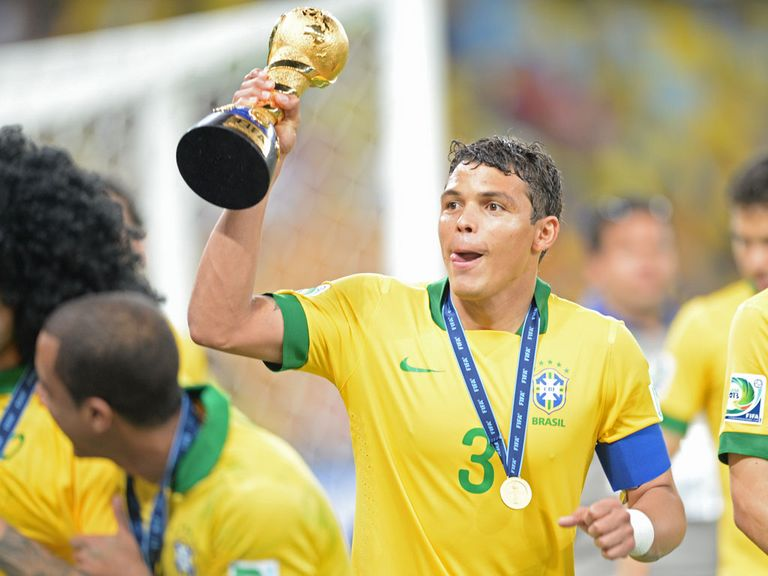 Thiago Silva: Won't be leaving PSG for Barca