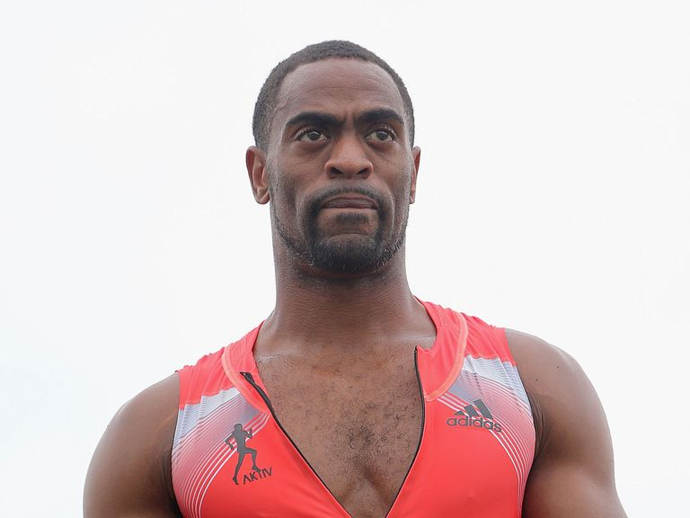 Tyson Gay: Banned for 12 months