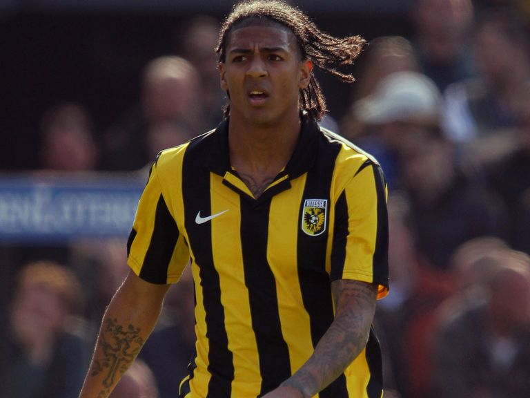 Patrick van Aanholt: Back at Vitesse on loan from Chelsea