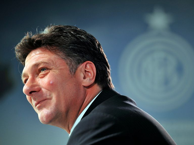 Walter Mazzarri: Confident over Inter's chances