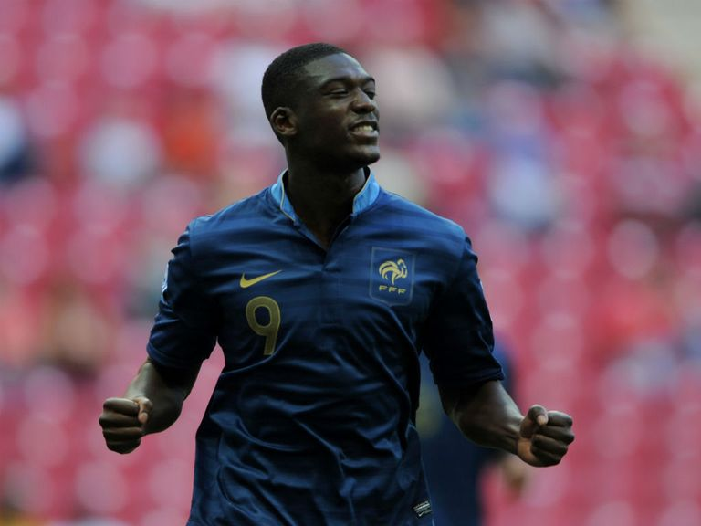 Yaya Sanogo: Signed for Arsenal