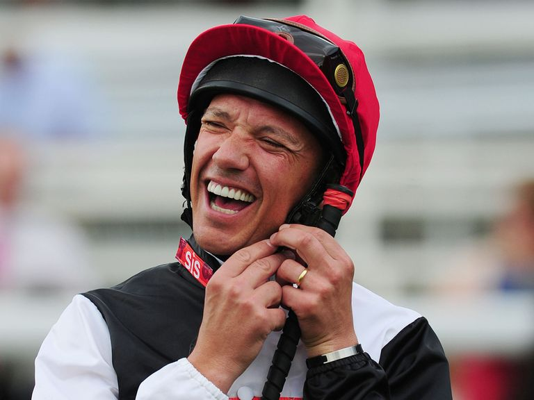 Frankie Dettori: Can get on the board with String Theory