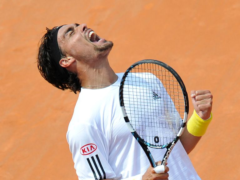 Fabio Fognini: Looking to land hat-trick of titles