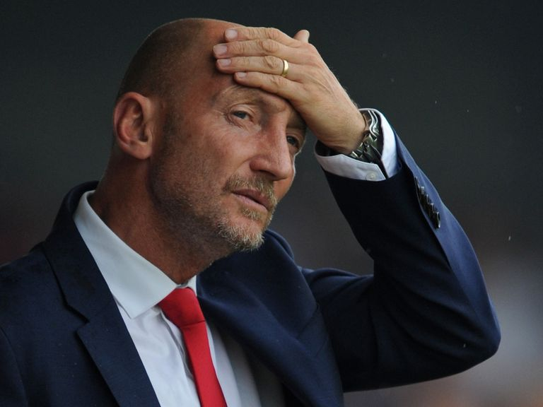 Ian Holloway: Won't be working miracles at Palace
